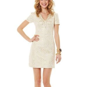 Lilly Pulitzer Milannia Jacquard Shift Dress